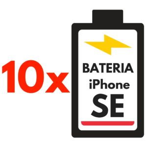 10 x bateria iPhone SE